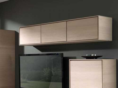 etag re murales modus en ch ne semi massif 3 portes meubles bois massif. Black Bedroom Furniture Sets. Home Design Ideas