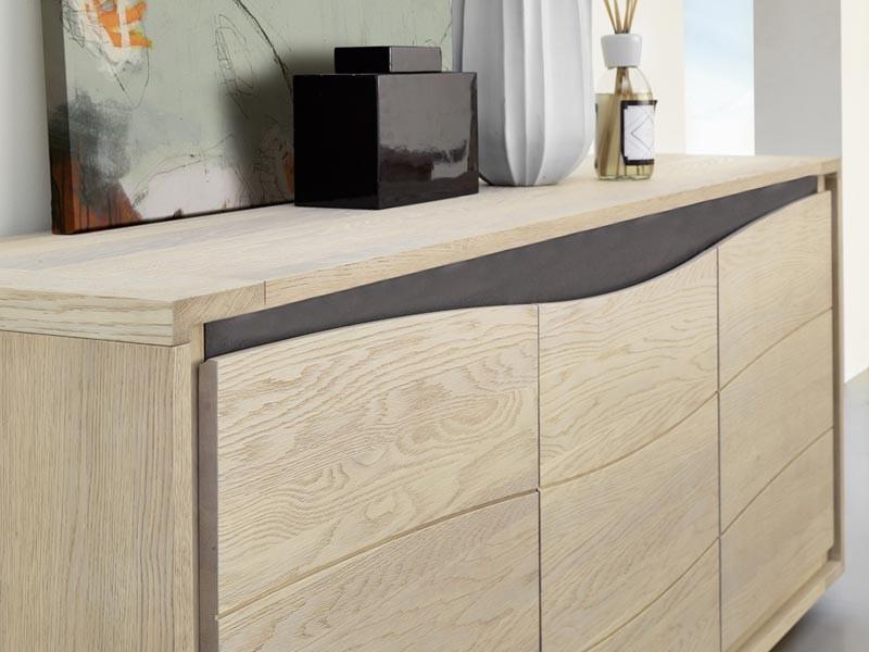 bahut en chene massif top bahut louis philippe en chne. Black Bedroom Furniture Sets. Home Design Ideas