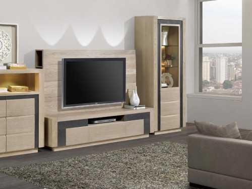Meuble TV Etoile