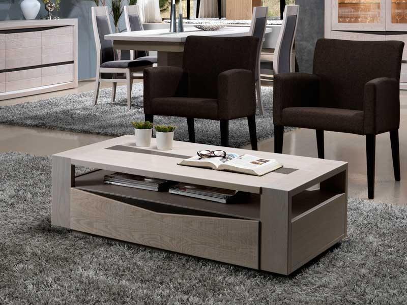 Table basse ancienne avec tiroir for Table basse avec tiroir