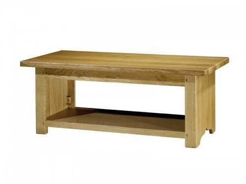 Paros Salon Rustique Table Plateau De Double Chêne En Massif vmwN80nO