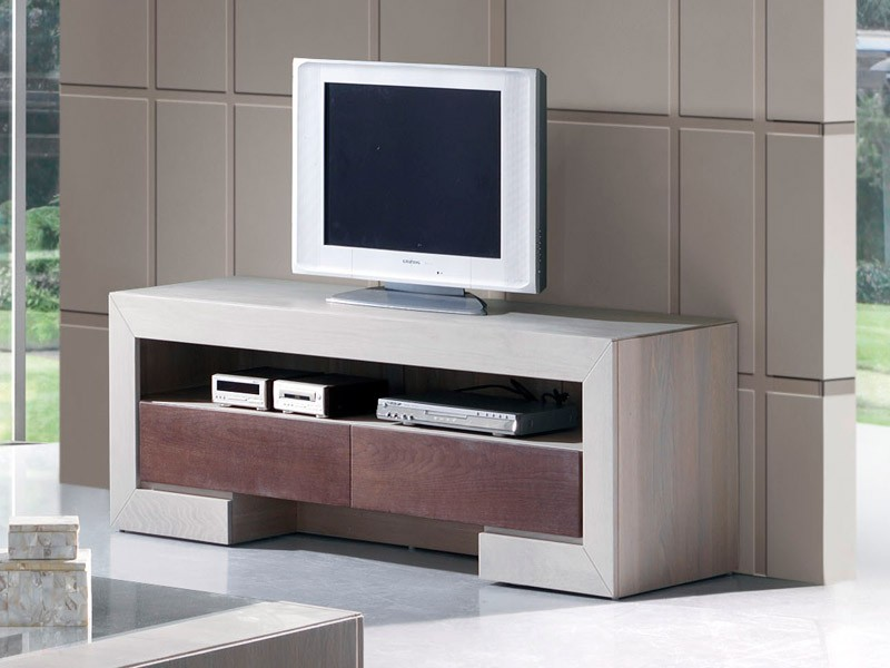 meuble tv moderne chene sammlung von design zeichnungen als inspirierendes design. Black Bedroom Furniture Sets. Home Design Ideas
