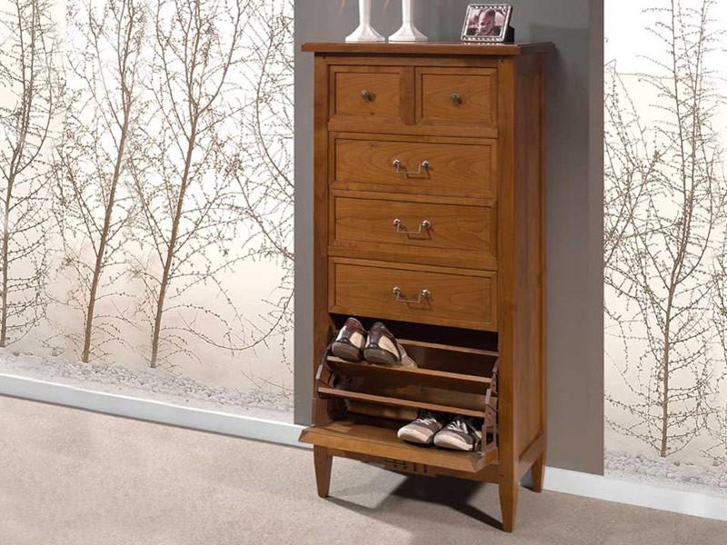 Cordonni re classique en merisier massif for Collection a 2000 meuble