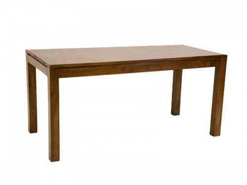 Bureau en bois massif oscar plateau simple for Bureau bois simple