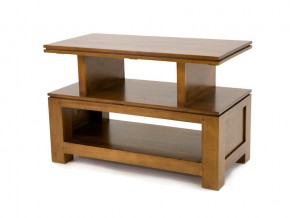 Petit meuble tv ouvert holly 1 tag re meubles bois massif - Meuble tv petite profondeur ...