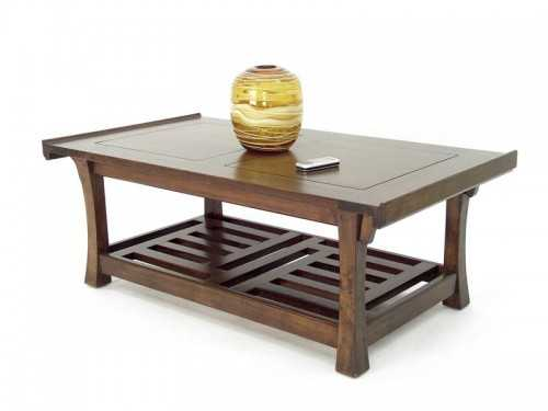 Table basse Oscar hevea
