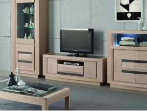 Meuble TV 1 tiroir Marina