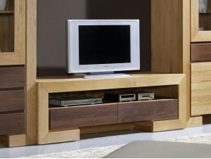 Meuble TV Ruban chene naturel