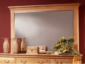 Miroir rectangulaire Silver
