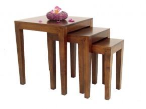 Set de tables gigognes Moka