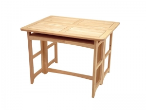 Table, teinte hévéa naturel